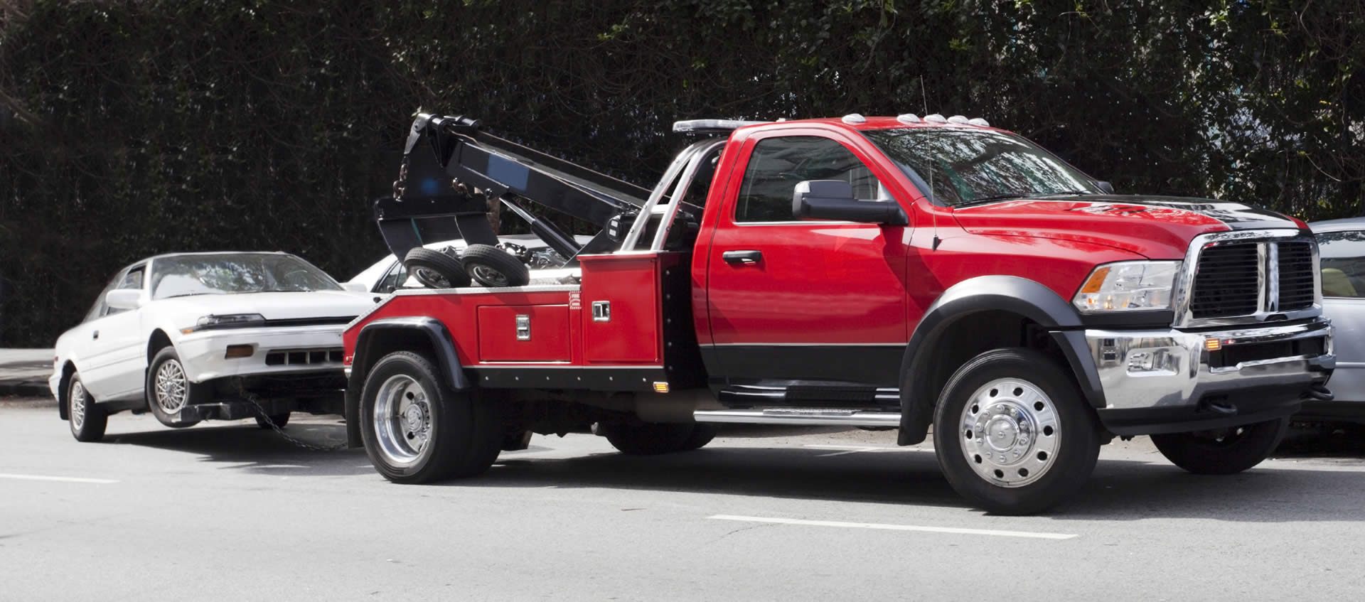 Tow Truck Insurance Georgia